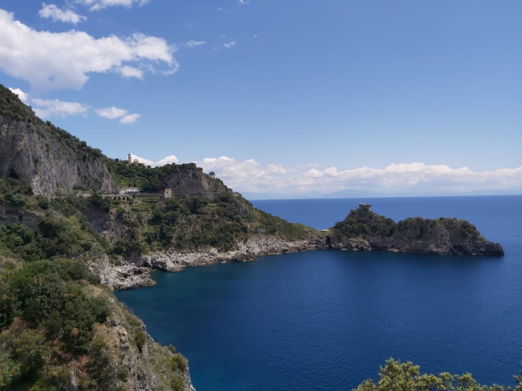 The most beautiful coast of Italy